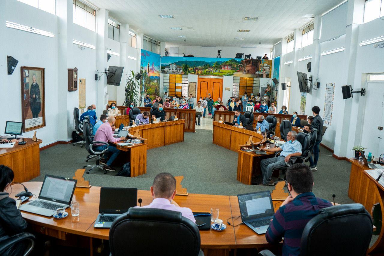 Concejo Municipal de El Carmen de Viboral