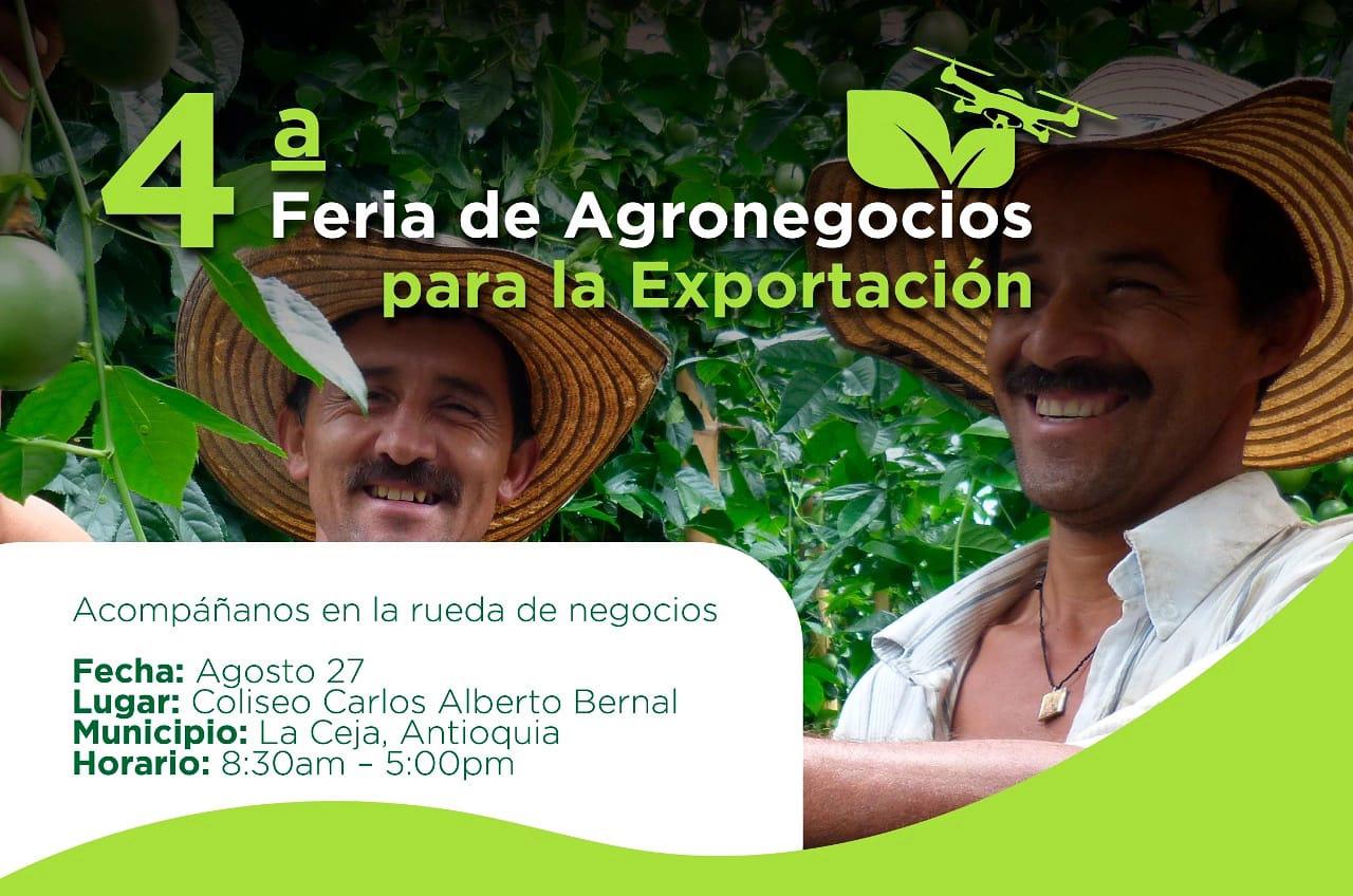 Feria de Agronegocios